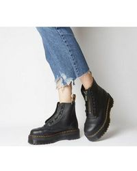 Dr. Martens - Sinclair Zip Boot - Lyst