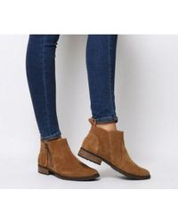 64139e12c5f Lyst - UGG Cheyanne Bootie in Brown