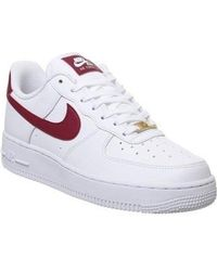 Nike Air Force 1 07 F - White