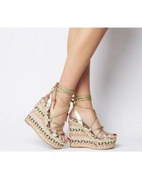 Office Handsdown Feature Wow Wedge - Brown