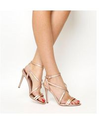Office - Hope Strappy Heeled Sandals - Lyst