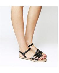 a5fb37e9737 Free People Larisa Espadrille Platform By Fp Collection in Pink - Lyst