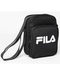 Fila Prez Shoulder Bag - Black