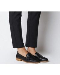 Office Friendship- Soft Loafer - Black