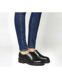 Vagabond Shoemakers Kenova Lace Shoe - Black