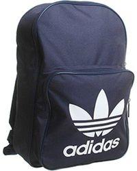 adidas Classic Trefoil Backpack Te - Blue