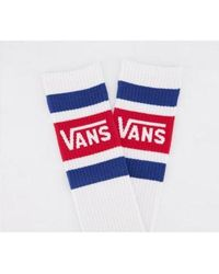 Vans Stripe Knee Hi 1pack - Blue