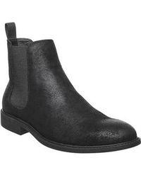 Office Bruno Chelsea Boot - Black