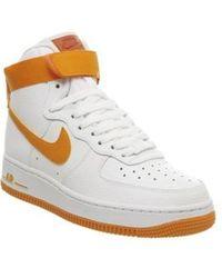 Nike Air Force 1 Hi F - White