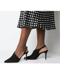 Office Manifest - Cut Out Shoeboot - Black