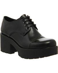 Vagabond Dioon Shoes - Black
