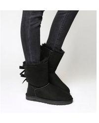 UGG - Bailey Bow Ii Calf Boots - Lyst