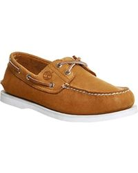 Timberland New Boat Shoe E - Brown