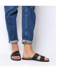Office - Sorrento- Assymetric Slim Footbed - Lyst