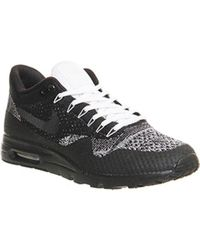 Nike Air Max 1 Ultra Flyknit Wmns - Black