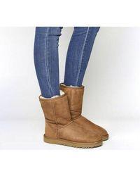 UGG Classic Short Ii Boots - Blue