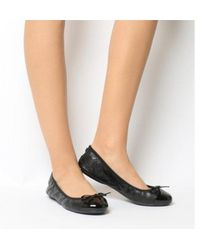 Butterfly Twists Quilted Olivia 2 - Black