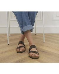 Office - Sanely Footbed Sandals - Lyst