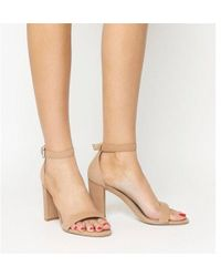 Office - Nina Block Heel Sandal - Lyst