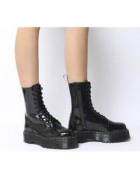 Dr. Martens Jadon Hi Boot - Black