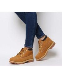Timberland Flat boots for Women - Up to