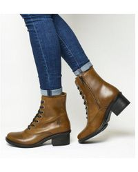 Fly London - Carm Lace Boot - Lyst