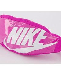 Nike Heritage Fanny Pack - Pink