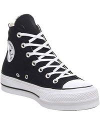 Converse Platform Hi Sneakers - Multicolour