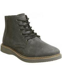 TOMS Porter Boot - Black
