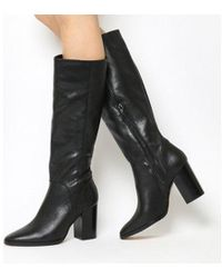 Office - Kan Kan Smart Knee Boots - Lyst
