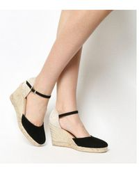 Office - Milano Two Part Espadrille - Lyst