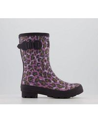 Joules Molly Welly - Pink