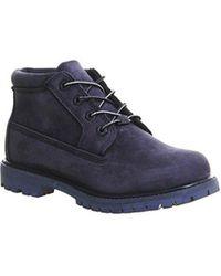 Timberland Nellie Chukka Double Waterproof Boot - Blue