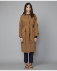 Officine Generale Maelle Trench - Natural