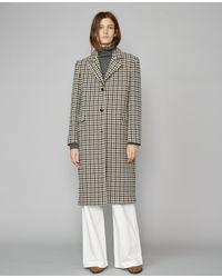 Officine Generale Amber Coat - Multicolour