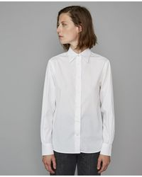 Officine Generale Colombe Shirt - White