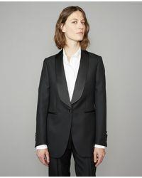 Officine Generale Natalia Jacket - Black