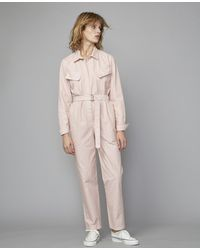 Officine Generale Serine Jumpsuit - Multicolour