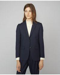 Officine Generale Vanessa Jacket - Blue