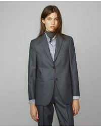 Officine Generale Charlene Jacket - Grey