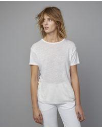Officine Generale Lara Tee-shirt - White