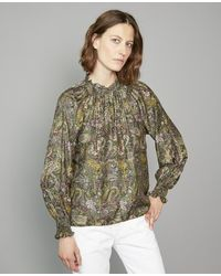 Officine Generale Sookie Shirt - Multicolour