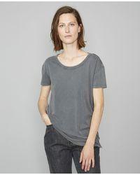 Officine Generale Yasmin T-shirt - Grey