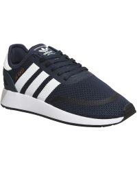 Adidas Iniki Runner CLS formadores en azul save 50% Lyst