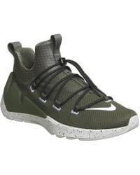 d9b76b5e7436d Lyst - Nike Men s Air Zoom Pegasus 34 Running Shoe in White for Men