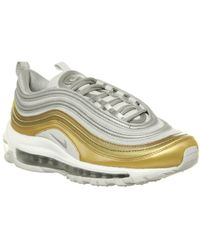 Nike Leather Air Max 97 Lx W in Green Lyst