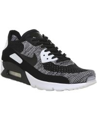 b1e0f74902 Nike Air Max 90 Ultra Br Plus Qs in Black for Men - Lyst
