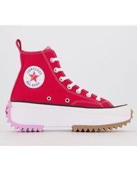 Converse Runstar Hike Sneakers - Multicolor