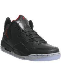Nike Courtside 23 in Black for Men - Lyst b05bdd828