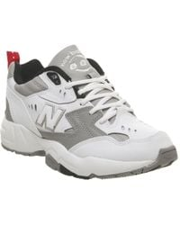 New Balance - 608 Trainers - Lyst